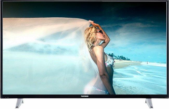 Telefunken D48F287M4CW LED-Fernseher mit 122cm, Full HD & Smart-TV für 320,99€