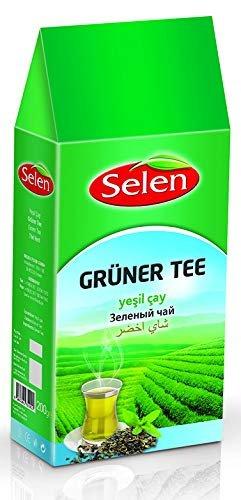 Preisfehler? 12er Pack Selen Grüner Tee mit je 200g für 2,93€ inkl. Prime Versand