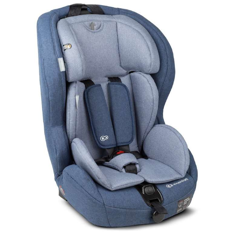 Kinderkraft Kindersitz Safety-Fix Navy für 78,99€ inkl. Versand (statt 90€)