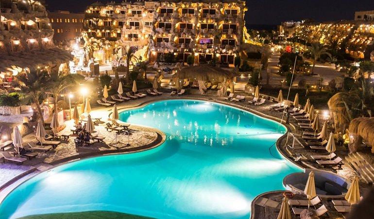 Ägypten 7 Tage Hurghada Hotel mit All Inclusive, Flügen & Transfer