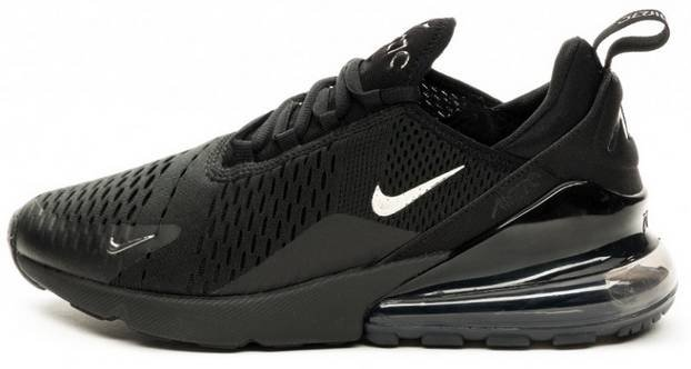 Top! Nike Sportswear Sneaker 'Air Max 270' in schwarz für 90,30€ (statt 120€)