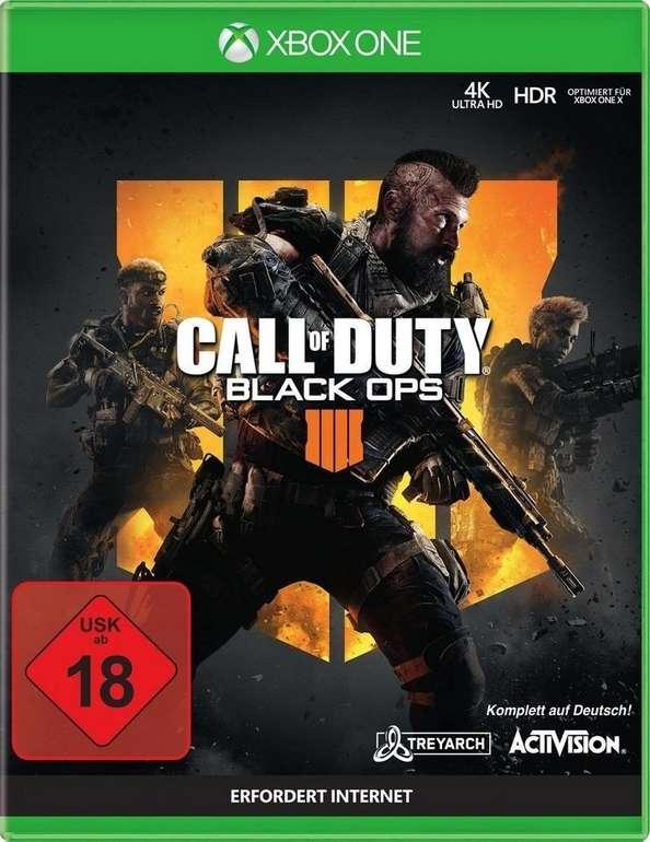 Call of Duty: Black Ops 4 (Xbox One) für 15€ inkl. Versand (statt 19€)