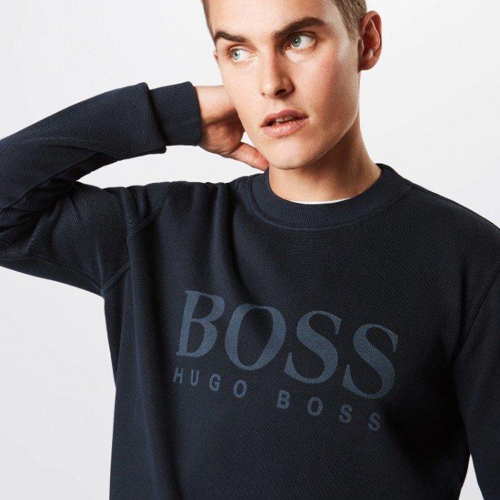 """Hugo Boss Sweatshirt """"Weave"""" (Herren) für 64,72€ inkl. Versand"""