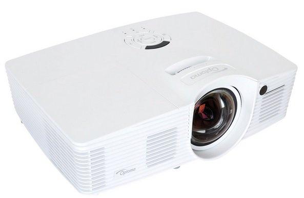 Optoma GT1070Xe Kurzdistanz Beamer - Full HD, 2.800 ANSI Lumen für 469€