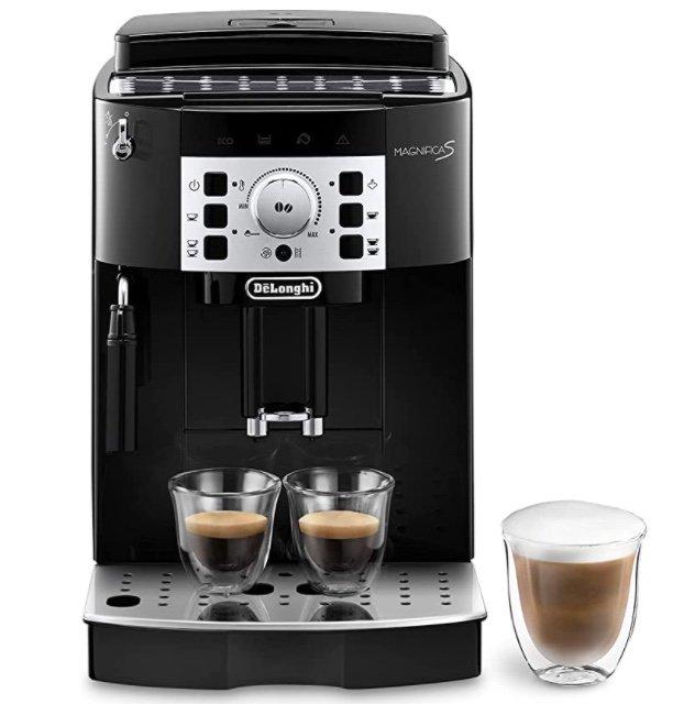 Amazon Prime Day: DeLonghi Magnifica S Ecam 22.110 B Kaffeevollautomat für 239,99€ (statt 271€)