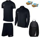4-tlg. Nike Academy 18 Trainingsset + 2 Energy Cakes für 49,95€ inkl. Versand