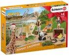 Schleich Adventskalender Wild Life (97702) für 19,94€ inkl. Versand