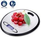 Flache digitale Küchenwaage Baban für 10kg für 8,44€