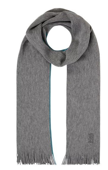 """Hugo Boss Schal """"Albas"""" aus Schurwolle in 4 Farben für 44,99€ inkl. Versand (statt 72€)"""