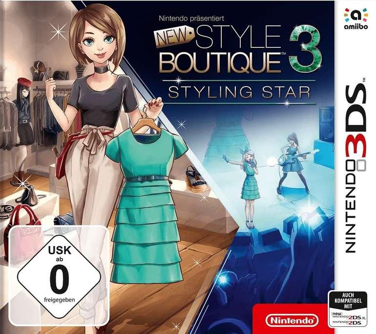 New Style Boutique 3 - Styling Star für Nintendo 3DS für 12,62€ inkl. Versand (statt 22€)