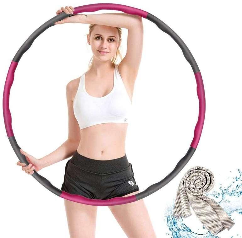 Gindoly Hula Hoop Reifen mit Schaumstoff für 19,49€ inkl. Versand (statt 30€)