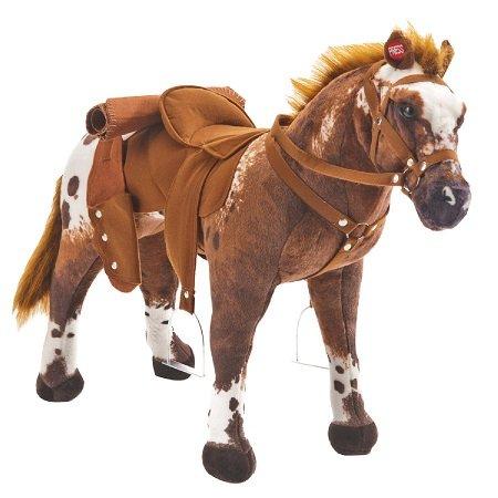 Happy People Pferd Anglo-Araber mit Sound für 46,98€ inkl. VSK (statt 56€)