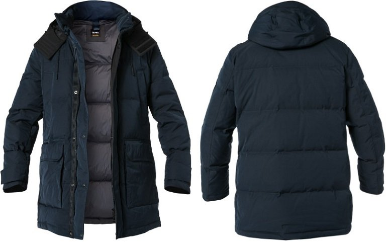 Hugo Boss Casual Jacke Onek