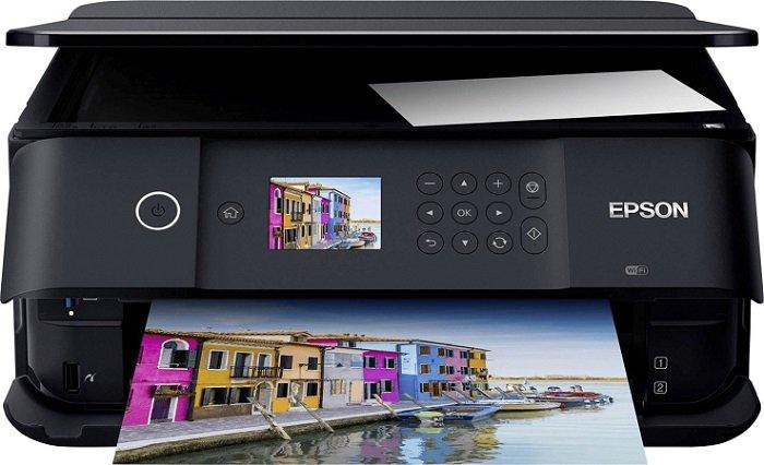 Epson Expression Premium XP-6000 Multifunktionsdrucker für 69,90€ (statt 83€)