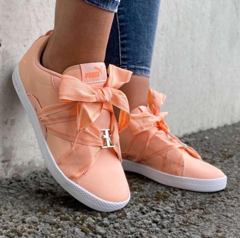 Puma Smash Buckle Damen Sneaker in 3 Farben für je nur 23,94€ inkl. Versand