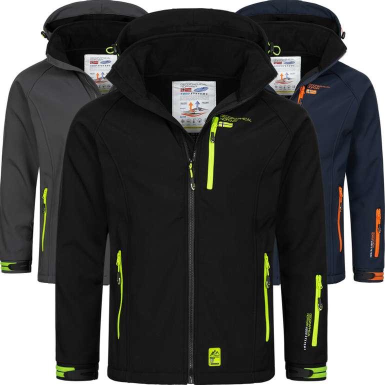 Geographical Norway FVSB Herren Softshell Jacke für 49,90€ (statt 55€)