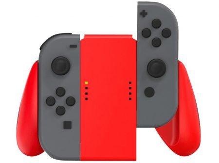 PowerA Joy-Con Halterung Comfort Grip (Rot) für 15,98€ inkl. Versand (statt 25€)