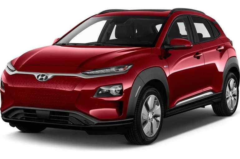 Privatleasing & Gewerbeleasing: Hyundai Kona Elektro Auto (100kW, 136PS, Automatik) für 118€ pro Monat (LF: 0,30) - BAFA