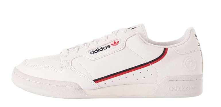 Adidas Continental 80 Vegan Herren Sneaker für 55,96€inkl. Versand (statt 65€)