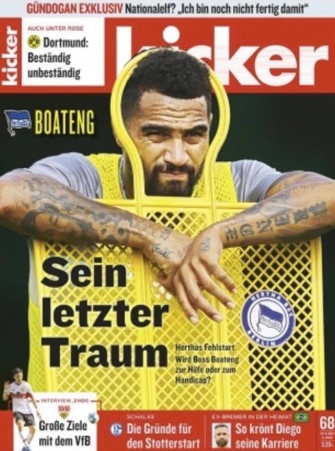 Schnupper-Abo: Kicker für 3 Monate komplett kostenlos lesen!