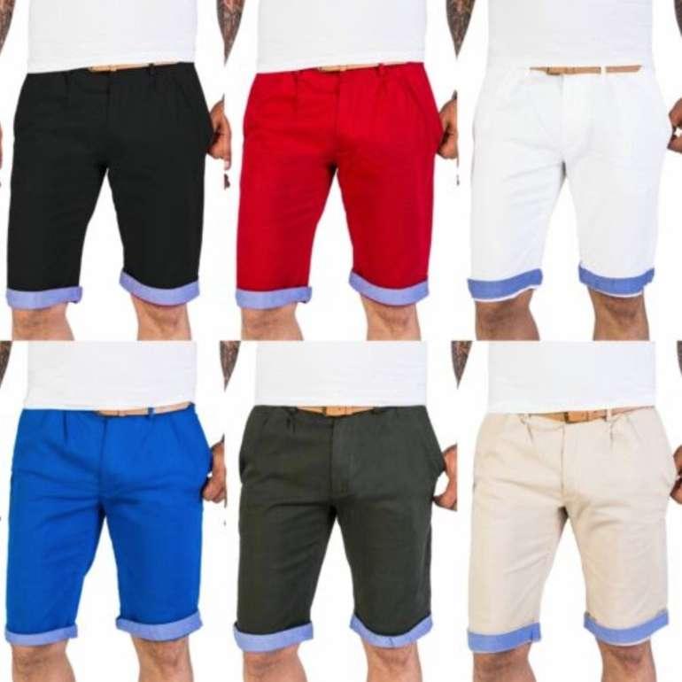 Nagata Herren Bermuda Cargo Shorts (versch. Farben) für je 9,95€ inkl. Versand