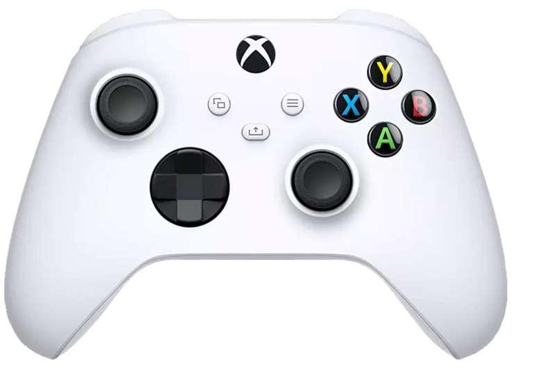 Microsoft Xbox Wireless Controller (2020) in White für 44,99€ bei Abholung (statt 58€)