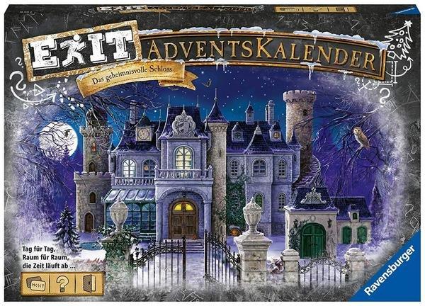 Ravensburger Exit Adventskalender (18941) - Das geheimnisvolle Schloss für 16,39€ (Abholung)