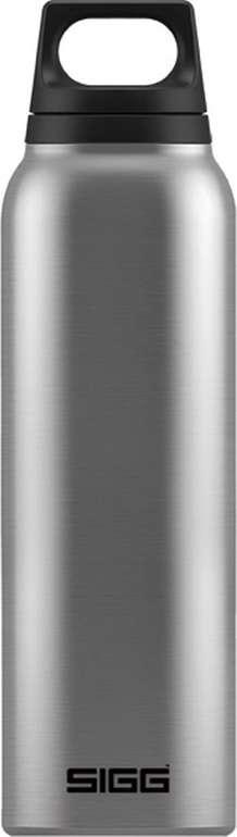 Sigg 8516 Hot & Cold Brushed Isolierflasche in Silber/Schwarz für 18,98€ inkl. Versand (statt 22€)