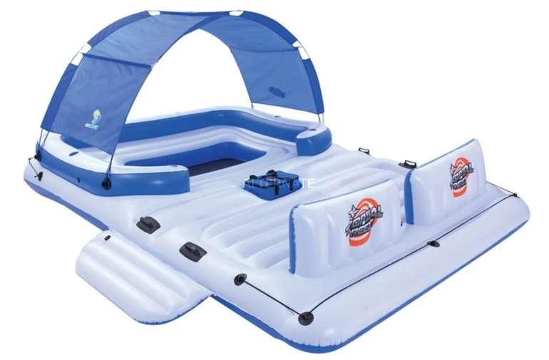 Bestway Super Lounge Tropical Breeze Luftbett (43105) für 236,89€inkl. Versand (statt 305€)