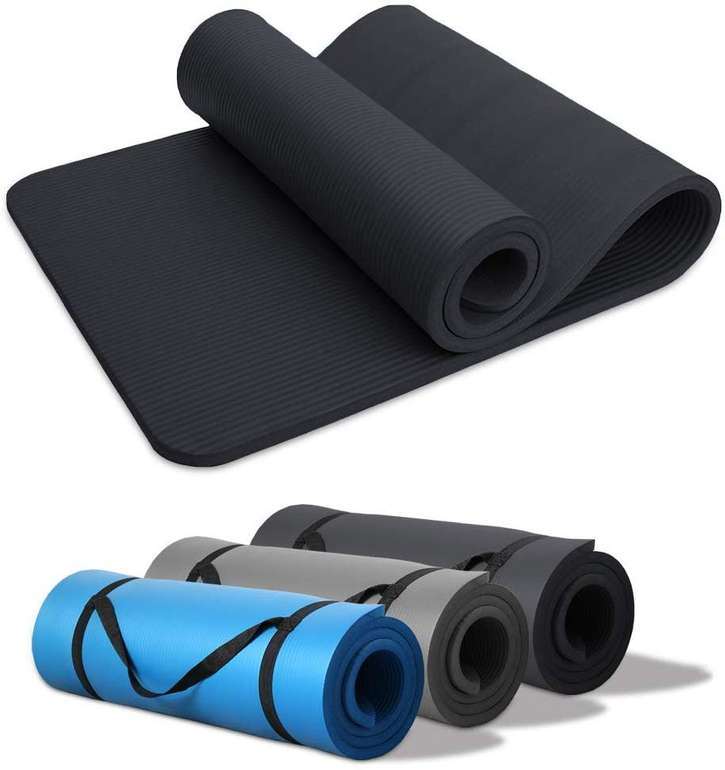 Hengda Pilates Yogamatten in 3 Farben für je nur 11,89€ inkl. VSK (statt 15€)