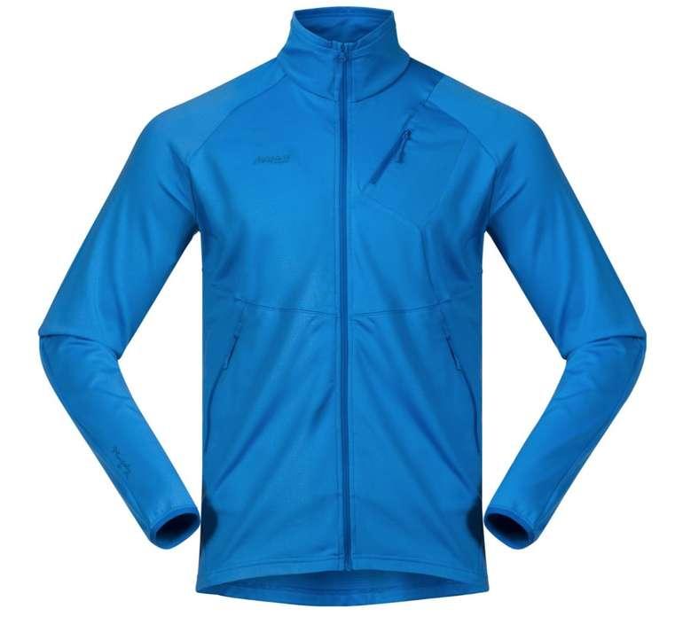 Bergans Galdebergtind Jacket - Herren Midlayer Fleecejacke für 42,93€ inkl. Versand (statt 60€)
