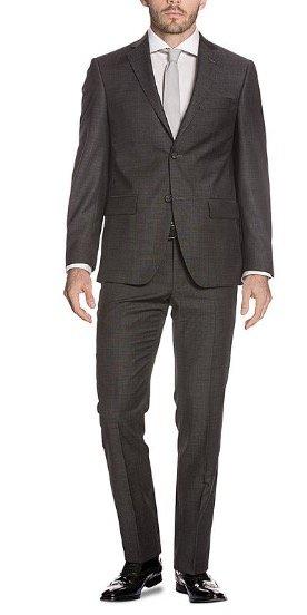 Daniel Hechter Anzug aus Schurwolle, Regular Fit, 7 Farben für je 139,90€ inkl. VSK