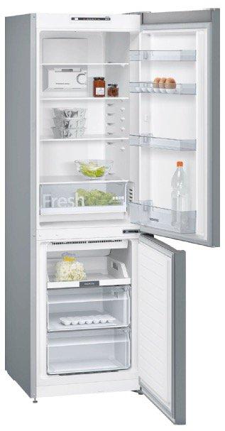 Siemens iQ100 KG36NNL30 Kühlgefrierkombination mit 302 Litern für 399€ (statt 439€)