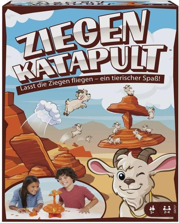 Mattel Games GKF07 - Ziegenkatapult für 8,63€ inkl. Prime Versand (statt 15€)