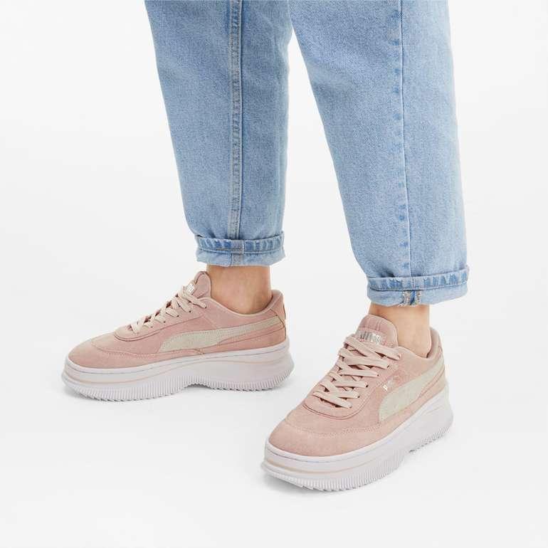 Puma Deva Suede Damen Sneaker für 34,08€ inkl. Versand (statt 54€)