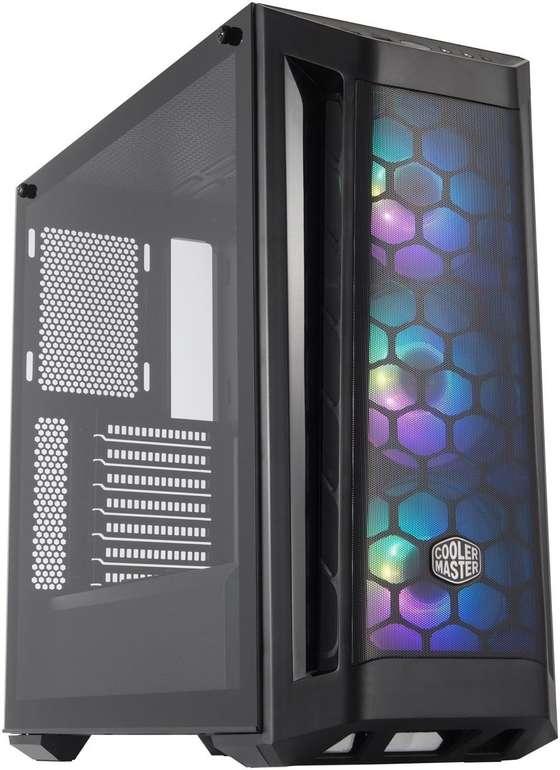 CoolerMaster MasterBox MB511 ARGB (PC Gehäuse) für 62,85€ inkl. Versand (statt 76€) - Newsletter Gutschein