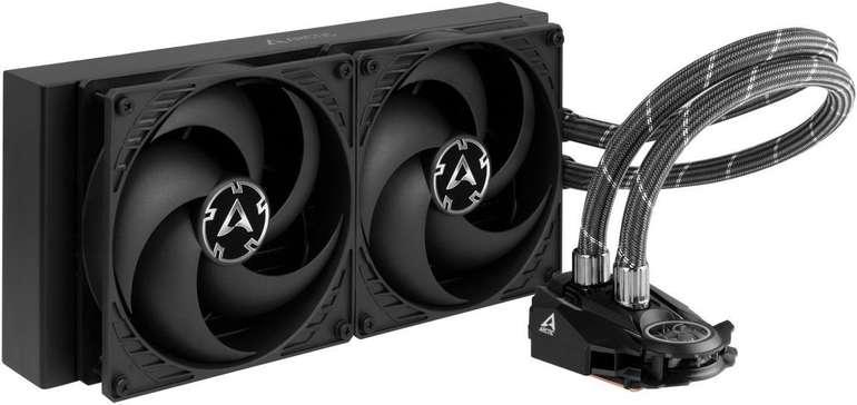 Arctic Liquid Freezer II 280 multikompatible AIO CPU Wasserkühlung für 54,90€ inkl. Versand (statt 90€) B-Ware