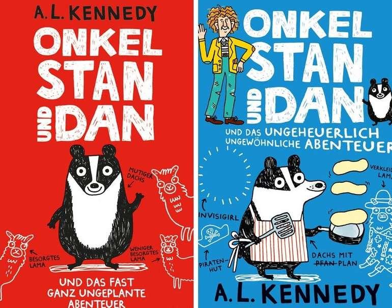 """SWR2: Kinderhörspiele """"Onkel Stan und Dan"""" kostenlos herunterladen"""