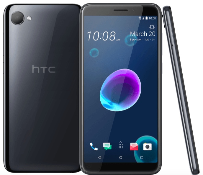 HTC Desire 12 Smartphone (32GB, 3GB RAM) für 89€ inkl. Versand (statt 137€)