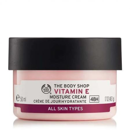 25% Rabatt auf alles bei The Body Shop (Club) - z.B. Vitamin E Creme für 11,25€