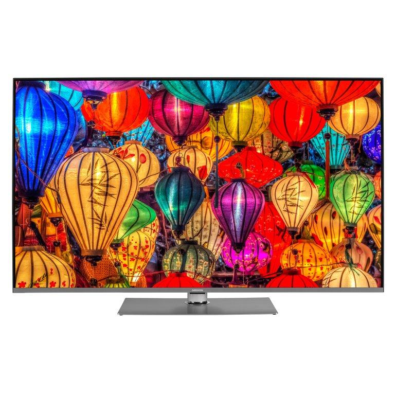 "Medion Life X16503 - 65"" Ultra HD 4K Smart-TV für 495,95€ inkl. Versand"