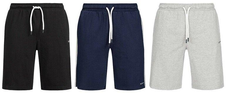 Ben Sherman Herren Sweat Shorts