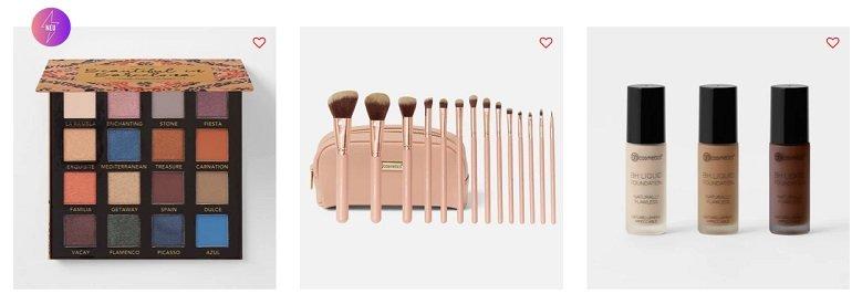 BH-Cosmetics 35% Rabatt auf ausgewählte Produkte 2