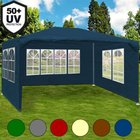 Pavillon 3x4m mit Seitenwänden in versch. Farben für 39,95€ inkl. Versand