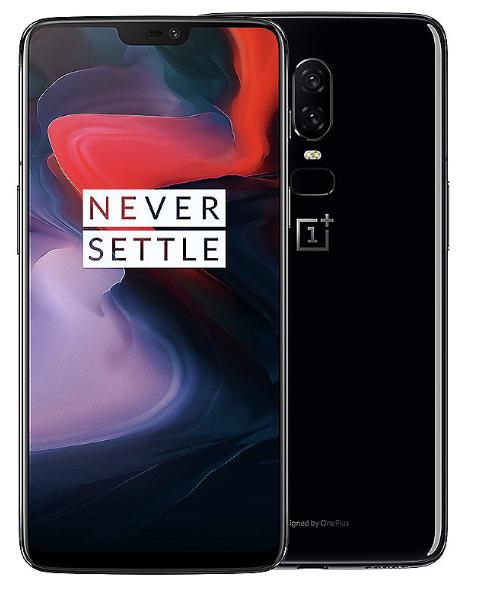 OnePlus 6 Smartphone 6 Zoll Display (6/64GB) für 419€ inkl. VSK (statt 494€)