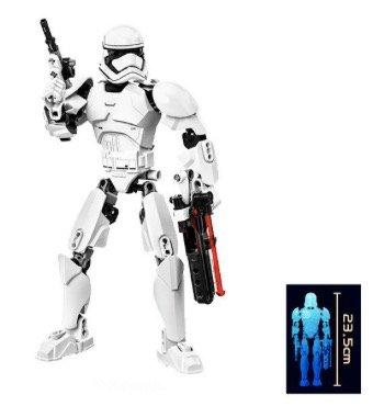 Building Block Star Wars Figur für 3,85€ inkl. Versand (statt 7€)