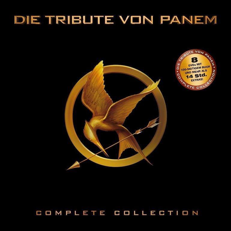 Die Tribute von Panem (Limited Complete Collection) für 33€ (statt 43€)