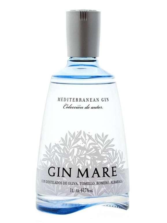 3x Gin Mare Mediterranean Gin (42.7%) für 100€ inkl. Versand (statt 126€)