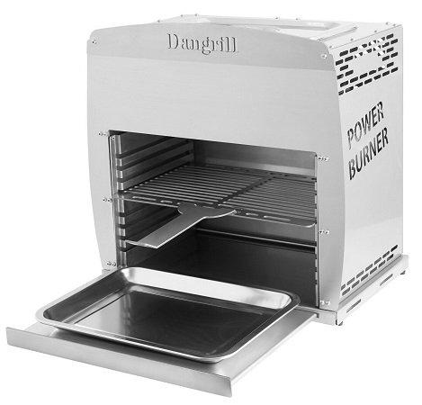 DANGRILL 88171 Power Burner Pro Gasgrill für 316€ inkl. VSK