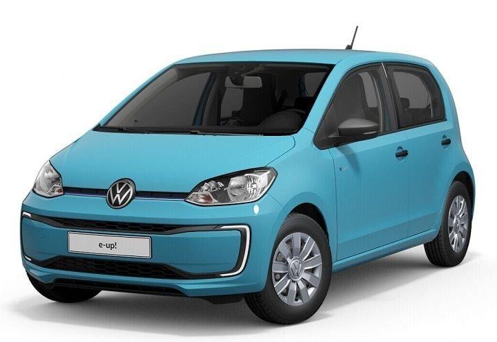 Privat: Volkswagen e-Up! mit 83 PS für 129€ Brutto mtl. leasen (LF: 0,59)